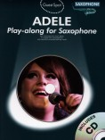 Adele play-along for saxophone