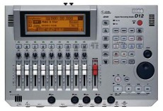 Korg D12 Digitale Recorder