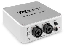 Power Dynamics PDX25 USB Audio Interface 2-kanaals