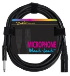 Boston MC-240-1 Microfoonkabel 1m Jack - XLR
