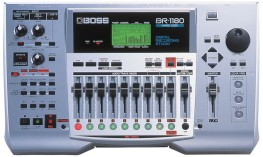 Boss BR-1180 digitale recorder
