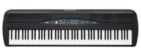 Korg SP-280 BK Black Digitale Piano
