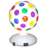 Ibiza Light DL8LED-BK Disco Ball 20 cm