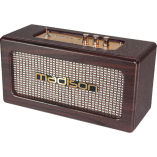 Madison Freesound-Vintage-WD Oplaadbare Luidsperkerbox met USB & Bluetooth