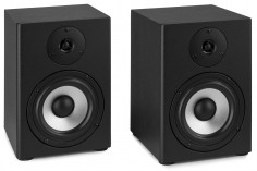 Vonyx SM50 Set Actieve Studio Monitor Speakers 5.25""