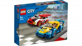 LEGO City Turbo Wheels Racewagens