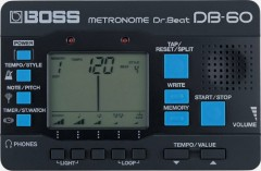 Boss DB-60 Dr. Beat metronoom