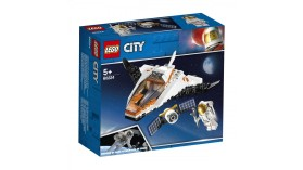 LEGO City Space Port Satelliettransportmissie